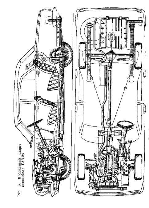 Книга по ГАЗ-24 Технические