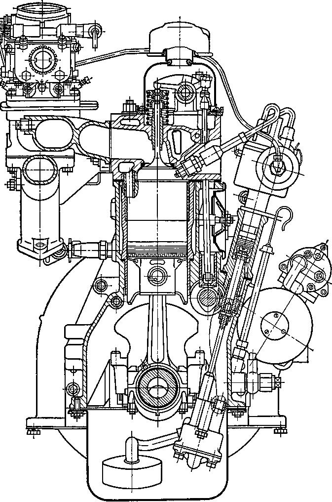 Инжектор на 402 [Архив] - ГАЗ
